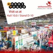 Going to Spielwarenmesse 2020